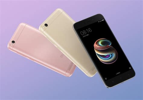 xiaomi redmi 5a xiaomi redmi 5a goes official with 5 inch display