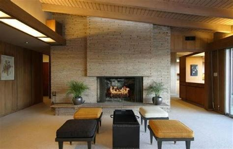 mid century fireplace best 25 midcentury fireplaces ideas on pinterest brick