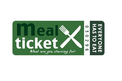 Meal Ticket Template by Giz Images Ticket Post 25
