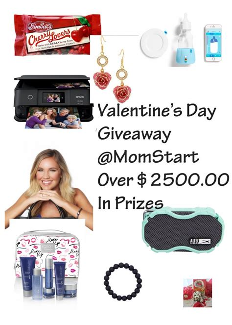 Valentine S Day Giveaway - huge valentine s day giveaway ends feb 20th 2018 all mommy wants