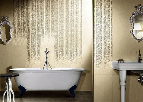 bathroom interiors ideas trends in wall tile designs modern wall tiles for kitchen and bathroom decorating