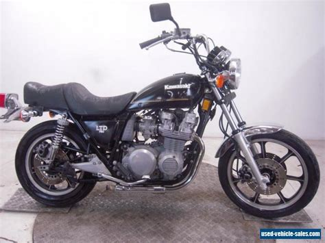 Kawasaki Kz750 For Sale by 1980 Kawasaki Kz750 Ltd For Sale In The United Kingdom