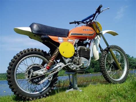 Ktm Penton Buy 1977 Penton Ktm Mc5 175 Vintage Motocrosser Ahrma On