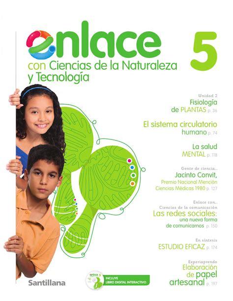 ciencias de la naturaleza 846808770x enlace con ciencias de la naturaleza y tecnolog 237 a 5 by santillana venezuela issuu
