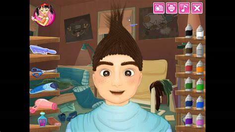 haircut games youtube crazy real haircuts game walkthrough by girlsgames com