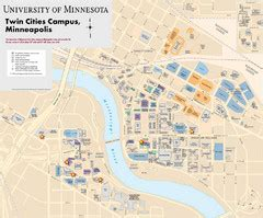 harvard cus map umn cus shuttle map