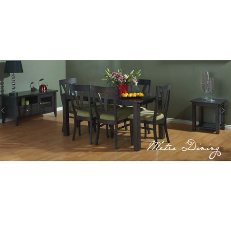 M S Dining Room Furniture Metro Dining Table Collection Dining Room Furniture Furniture Mattress Langley Bc