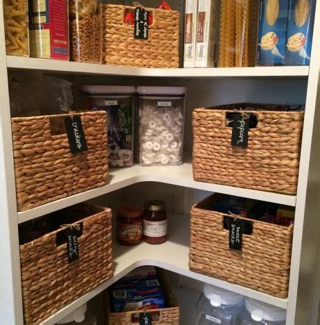 Pantry Organization Baskets by 17 Best Images About Organize The Craziness On