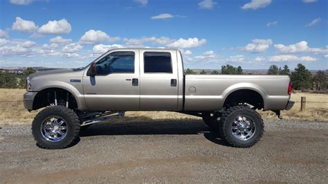 2006 ford f250 for sale 2006 ford f250 lariat crew cab longbed custom for sale