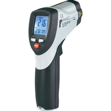 Termometer Infrared voltcraft ir 800 20d infrared thermometer 50 to 800 176 c from conrad