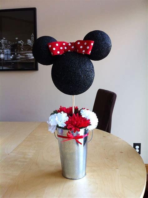 minnie minnie mouse centerpieces ideas adastra