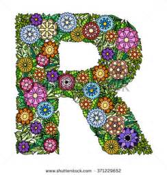 alphabet flower r stock images royalty free images