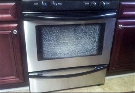 Oven Door Glass Exploded Exploding Oven Doors Isolated Incidents Or Greater Safety Concern Komo