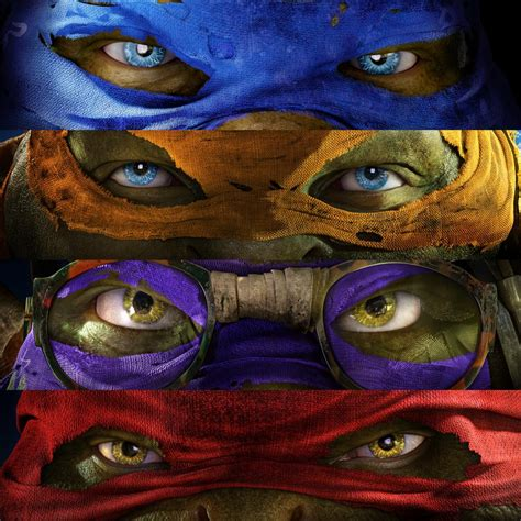 Mutant Turtles by Mutant Turtles 2014 Review Point Of Geeks