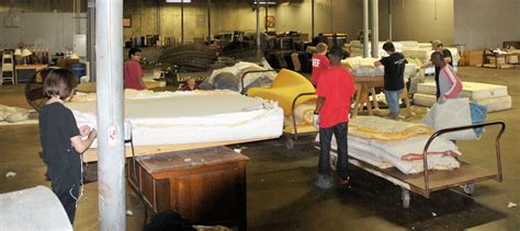 Recycle Mattress For Money by Houston Furniture Bank Houses Into Homes