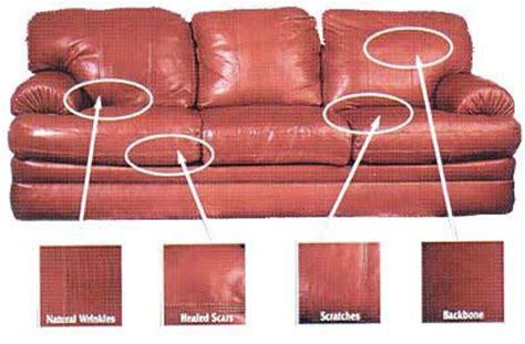 Comfortable Furniture Aniline Leather
