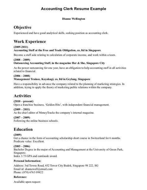 sales clerk resume sample from cover letter medical records resume