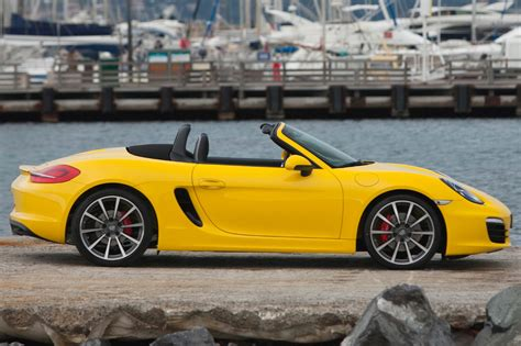 Porsche Boxster 1990 by 2013 Porsche Boxster Reviews And Rating Motor Trend