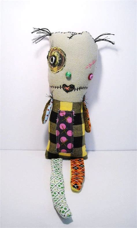 Handmade Monsters - handmade plush vooville plush