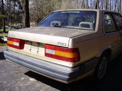 1987 volvo 780 bertone coupe for sale volvo 780 bertone