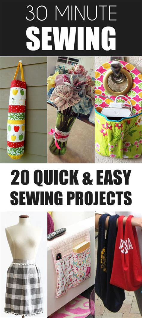 30 minute craft projects best 25 sewing projects ideas on felt