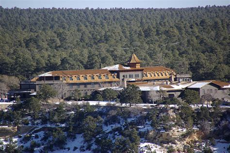 Grand Canyon Lodge Dining Room by Photo