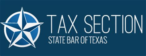 state bar of texas sections texas tax section