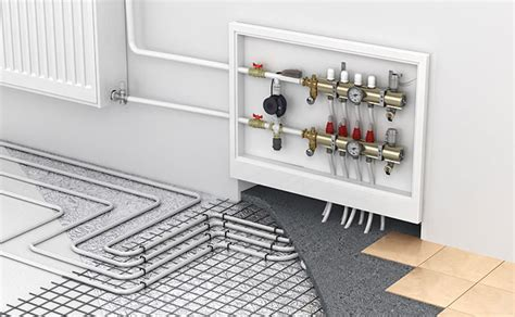 riscaldamento a pavimento funzionamento riscaldamento a pavimento prezzi consigli e manutenzione