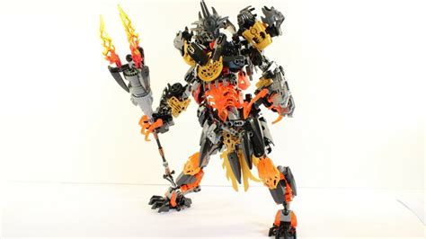 Makuta Maxy 2 lego bionicle review jto makuta review