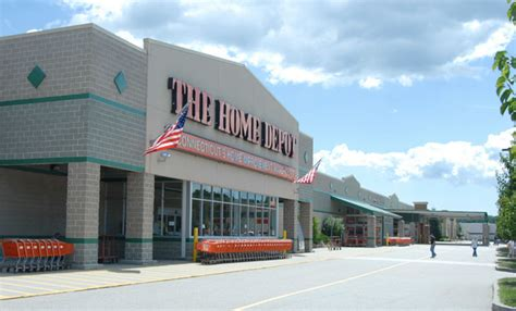the home depot lisbon ct company profile