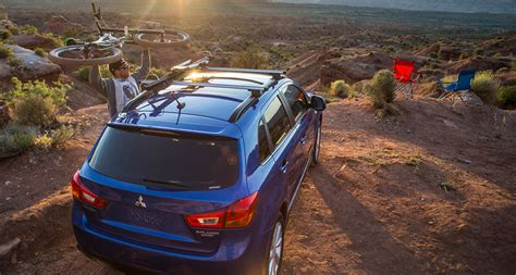mitsubishi outlander sport off road summer off roading in the 2015 mitsubishi outlander sport