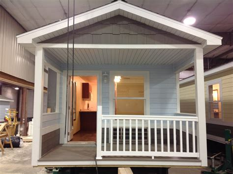 park model a sold custom touch homes