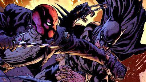 batman red hood wallpaper batman vs red hood wallpaper wallpapersafari