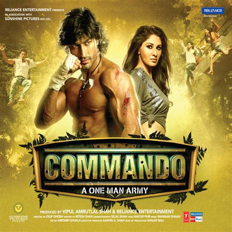 film india commando commando 2013 movie mp3 songs bollywood music