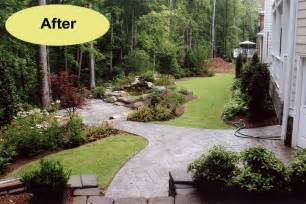 back yard hardscape idea yard landscaping ideas