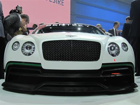 bentley continental gt3 engine bentley continental gt3 concept live photos 2012 paris