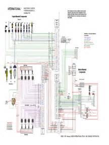 detroit sel series 60 wiring harness diagram cummins wiring diagram elsavadorla