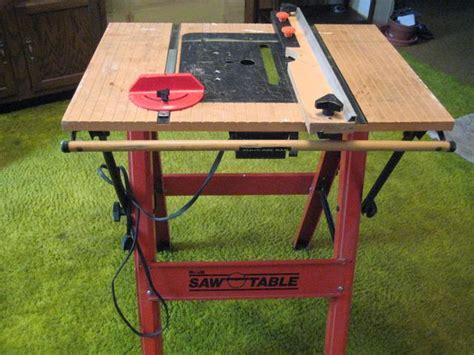 circular saw table mount hirsh saw table nex tech classifieds
