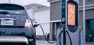 Electric Vehicles Reddit Volta Offers Free Electric Car Charging Supported By