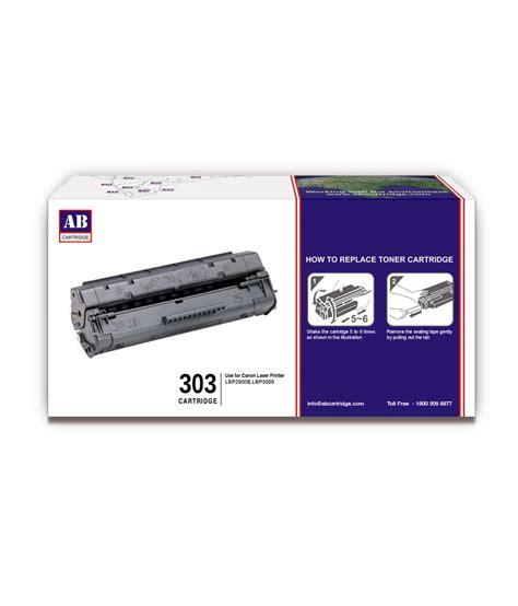 Toner Canon 303 ab 303 black toner cartridge canon 303 black toner