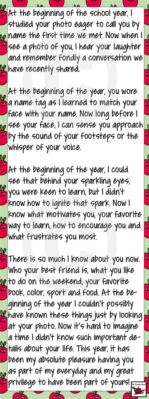 Thank You Note To Preschool End Of Year 299 best preschool graduation end of year images on