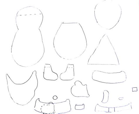 broches fieltro patrones facilisimo apexwallpapers com patrones de fieltro para broches broche de papa noel de