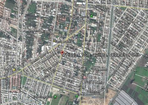 imagenes satelitales de quillota quillota crece construir 225 n nuevo edificio en calle o