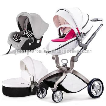 hot mom stroller manufacturer 3 in 1 luxury hot mom easy open and folding system moon