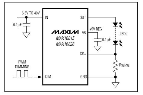 Led Glow Circuit Contemporary Electrical And Wiring | Jzgreentown.com