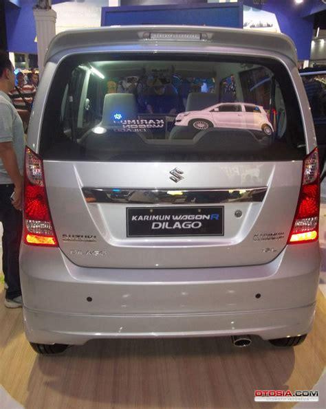 Spoiler With L Karimun Wagon R 11 tambahan di lcgc suzuki wagon r dilago otosia