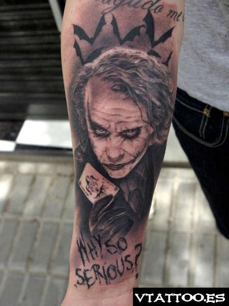 joker tattoo right bicep 55 cool joker tattoos