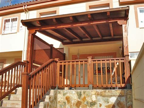 barandilla de madera exterior p 225 no encontrada estructuras de madera deckmader
