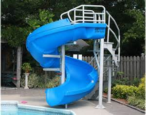 rutsche schwimmbad vortex pool slide official s r smith products