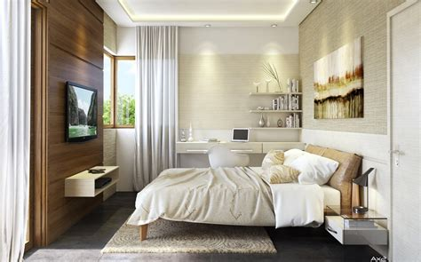 bed placement 25 newest bedrooms that we are in love with